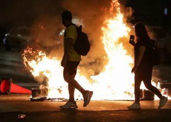 Un muerto en las protestas por la brutalidad policial contra los afroamericanos en EEUU