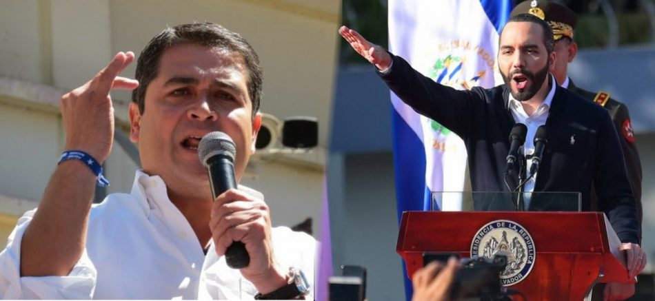 El Salvador y Honduras, más problemas para Washington