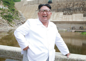 Kim Jong-un aparece en público por primera vez en 20 días