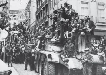 Fallido contragolpe reaccionario en Portugal (Crónica del 30 de septiembre de 1974)