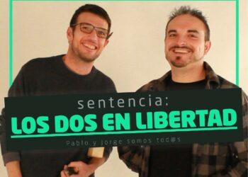 CNT Logroño: «Pablo y Jorge. Los dos libres»