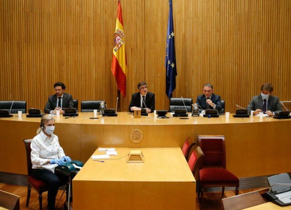 El grupo de trabajo que preside Enrique Santiago en la Comisión de Reconstrucción logra el consenso, salvo el PP, para llamar a expertos y asociaciones frente a la crisis del Covid-19