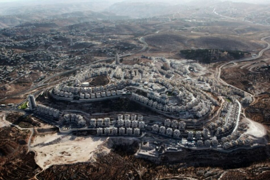 Palestinos advierten que la anexión de Cisjordania abrirá un ciclo de violencia sin fin
