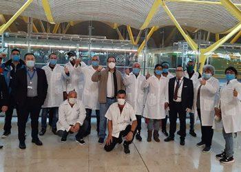 """""""El ejemplo de los cubanos es algo de lo que todos deben aprender"""", destaca ministro de salud de Andorra sobre médicos cubanos"""
