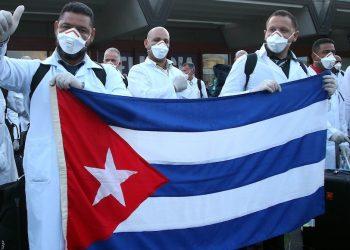 La chispa de las brigadas médicas cubanas