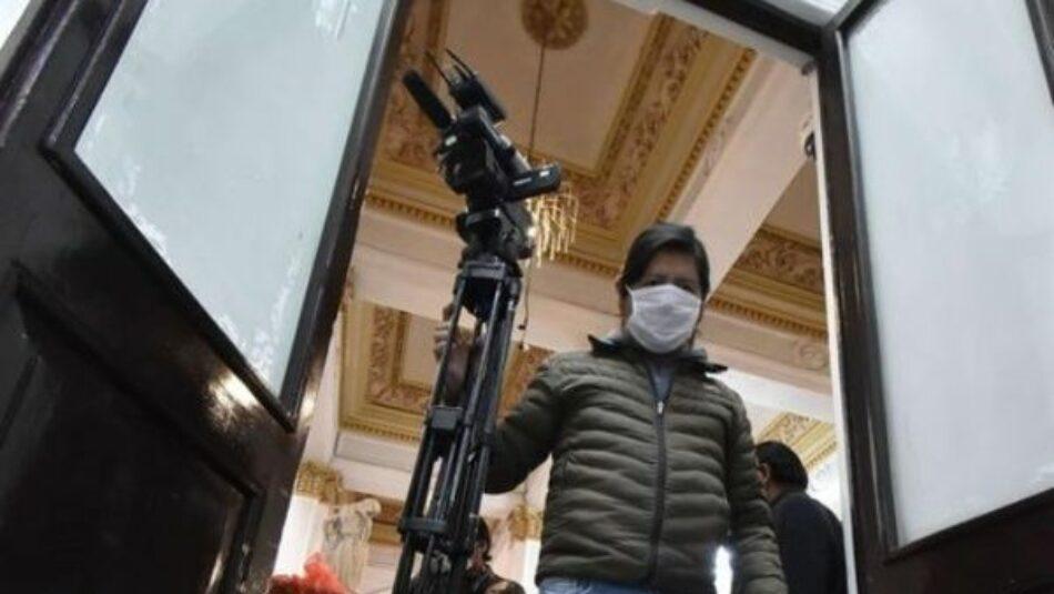 ONU pide a Gobierno de facto en Bolivia no criminalizar libertad de prensa