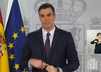 Pedro Sánchez pedirá la última prórroga del estado de alarma por un mes