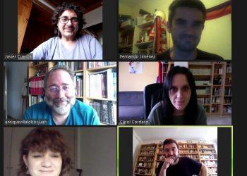 FRAVM e IU Madrid mantienen un encuentro para abordar la situación de la Comunidad de Madrid tras la crisis sanitaria