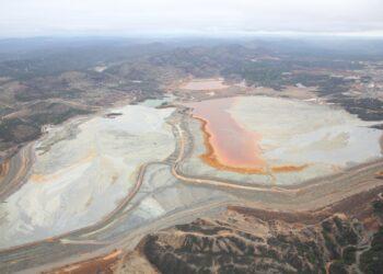 La compañía minera que opera Riotinto desinforma a la Bolsa de Londres