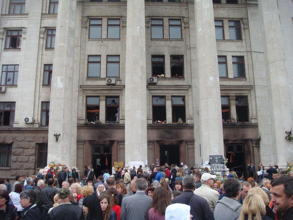 Rusia insta a continuar la investigación de la masacre de Odesa en 2014