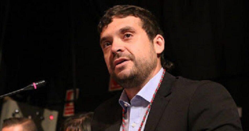 Jesús Santos se querellará contra La Razón por injurias y calumnias