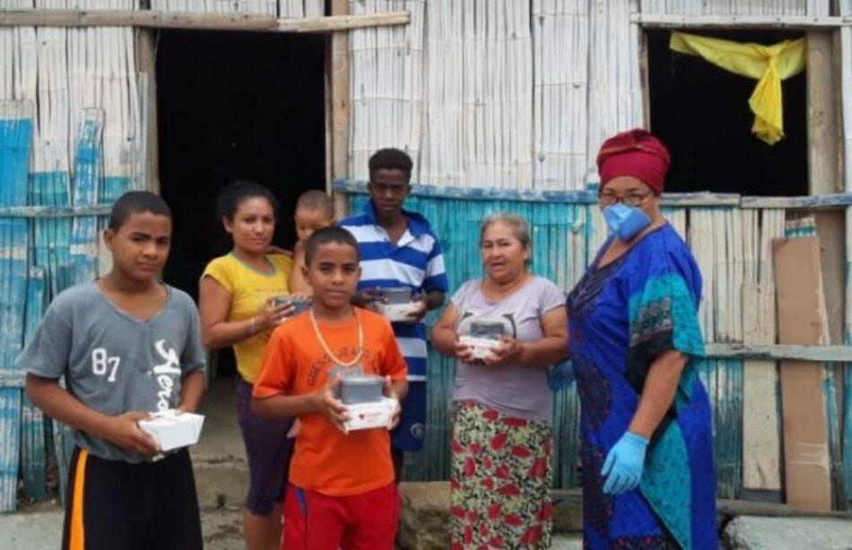 Guayaquil: «Aquí tenemos otra pandemia, la pandemia del hambre»