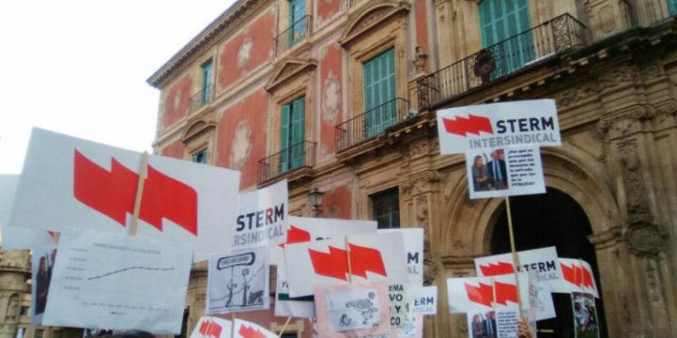 Sterm Intersindical rechaza las instrucciones enviadas por la consejería de Educación de Murcia al profesorado de aulas abiertas