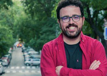 Guillermo Fernández-Vázquez presenta este jueves su libro 'Qué hacer con la extrema derecha en Europa' en una charla con IU Exterior
