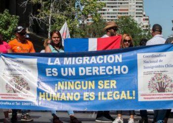 IU Exterior rechaza que se intente reformar la ley de migración de Chile aprovechando la pandemia de la Covid-19