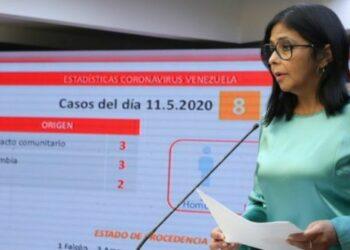 Vicepresidenta afirma que EE.UU. quiso legalizar intervención contra Venezuela