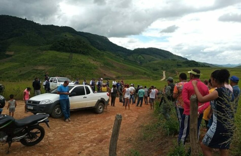Unas 580 mil personas luchan por el derecho a la tierra y al agua en Brasil, señala CPT