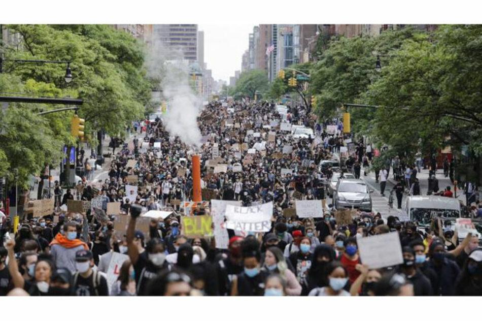 Protestas en EE.UU., rebeliones contra el capitalismo neoliberal