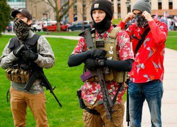 Advierten en EE.UU. sobre movimiento de extrema derecha Boogaloo
