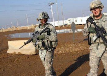 Tropas de EEUU en Bagdad; blancos de nuevo ataque con cohetes