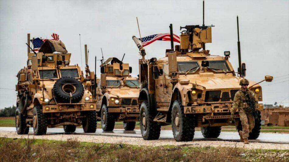 Jefe del Centcom reconoce que EEUU está en Siria por su petróleo