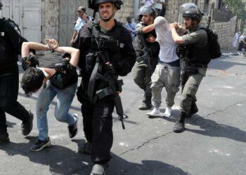 Fuerzas israelíes invaden en Cisjordania y detienen a 8 palestinos