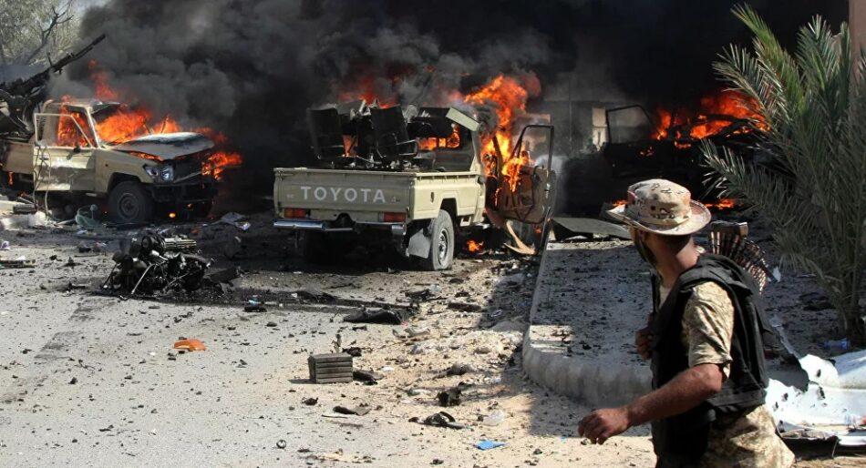 Trípoli reacciona al belicismo de Egipto: «Es una declaración de guerra»