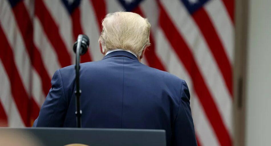 Doble discurso de Trump: alienta protestas en Hong Kong y reprime en casa