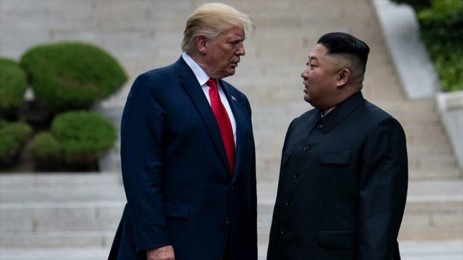 Bolton revela polémico secreto entre Trump y el líder norcoreano