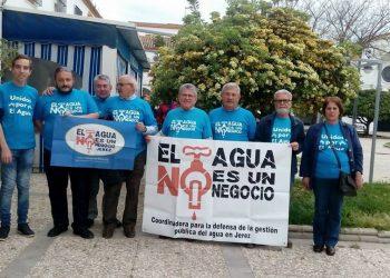 """Adelante llevará a Fiscalía la privatización del agua en las ELA, al entender que el Ayto. de Jerez pretende dar a Aqualia """"a dedo"""" el servicio"""