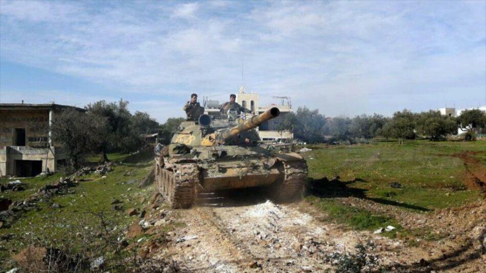 Ejército sirio envía gran cantidad de refuerzos al sur de Idlib