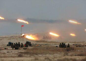 """Corea del Norte amenaza con convertir a Seúl en un """"mar de fuego"""""""