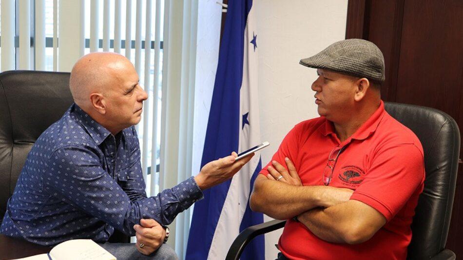 """En Honduras con Joel Almendares: """"Quieren acallar la protesta social"""""""