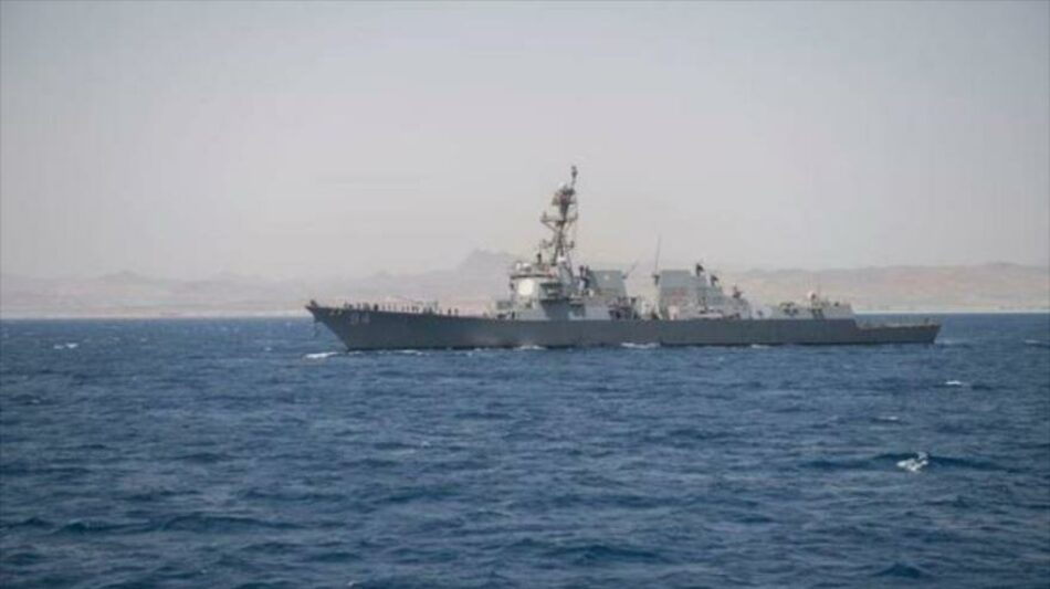 EEUU se acerca a la costa venezolana pretextando libertad marítima