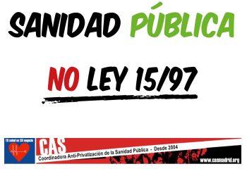Campaña estatal «nunca más muertes evitables, nunca más privatizaciones»
