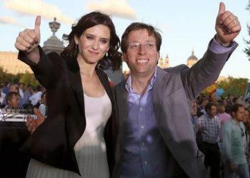 Ayuso y Almeida, galardonados con los Premios Atila 2020 ciudad y Comunidad de Madrid