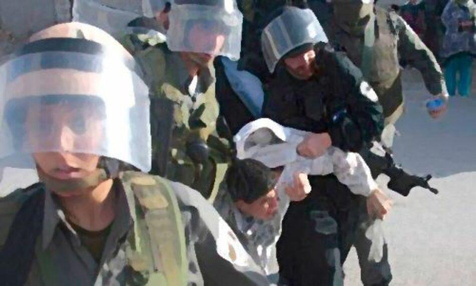 800 palestinos han sido arrestados por Israel en medio de la crisis del Coronavirus