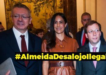 El Tribunal Superior de Justicia de Madrid sentencia que el desalojo de la Ingobernable fue ilegal