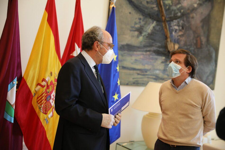 IU Madrid Ciudad denuncia la inacción y el abandono social de Almeida durante la crisis sanitaria