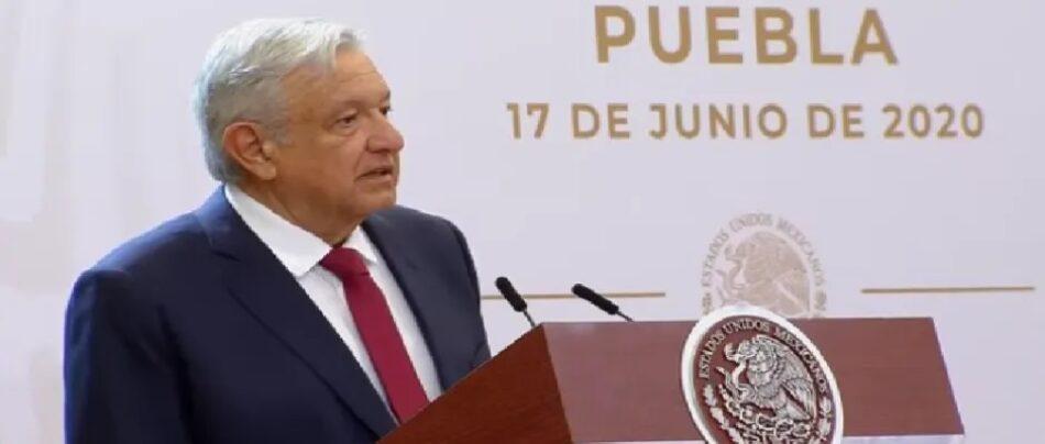 Presidente mexicano señala a Iberdrola y 'El País' de promover campaña contra su Gobierno por pérdida de privilegios