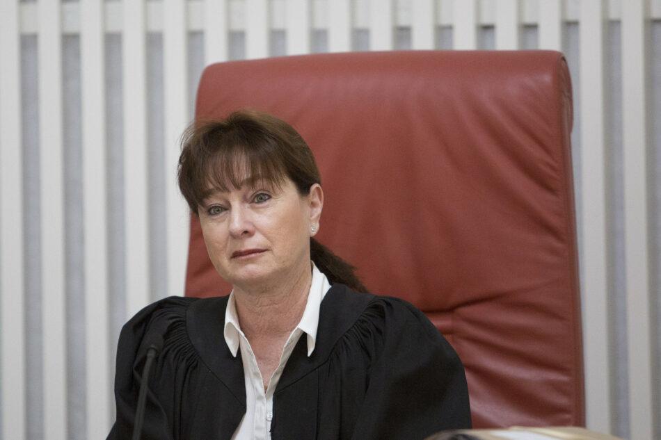 Una magistrada del Tribunal Supremo de Israel recibe amenazas anónimas