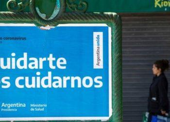 Se desatan los contagios de Covid-19 en Argentina con 1.531 nuevos positivos