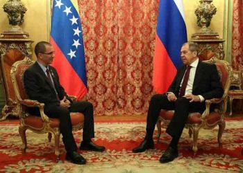 Rusia y Venezuela sincronizan temas de cooperación