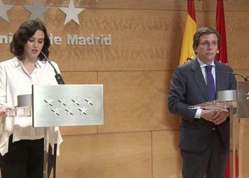 Isabel Díaz Ayuso y José Luis Martínez-Almeida reciben el premio Atila 2020 de Ecologistas en Acción