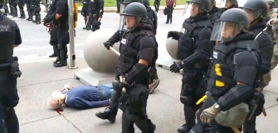 Estados Unidos registra un nuevo caso de violencia policial