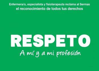 SATSE Madrid inicia una campaña de recogida de firmas para reclamar 'un trato justo' por parte del Gobierno autonómico