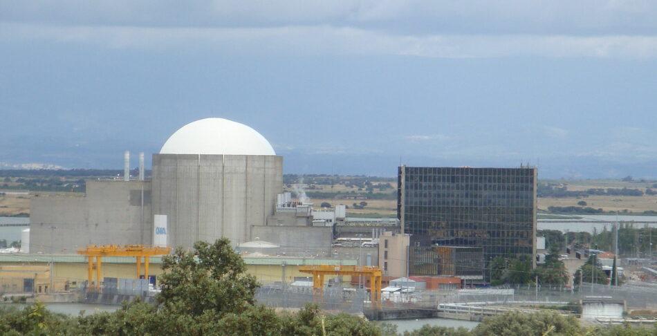 Ecologistas Extremadura manifiesta su preocupación ante las dos paradas de emergencia registradas en la Central Nuclear de Almaraz