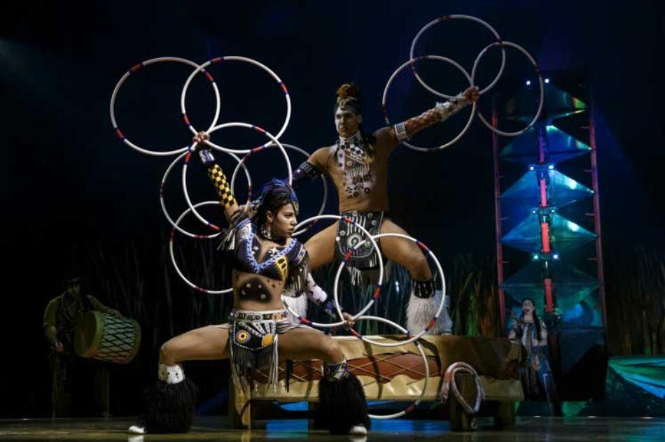 Compañía Circo del Sol declara estado de quiebra