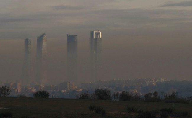 Las nuevas guías de calidad del aire de la OMS se incumplen en la totalidad de las ciudades españolas
