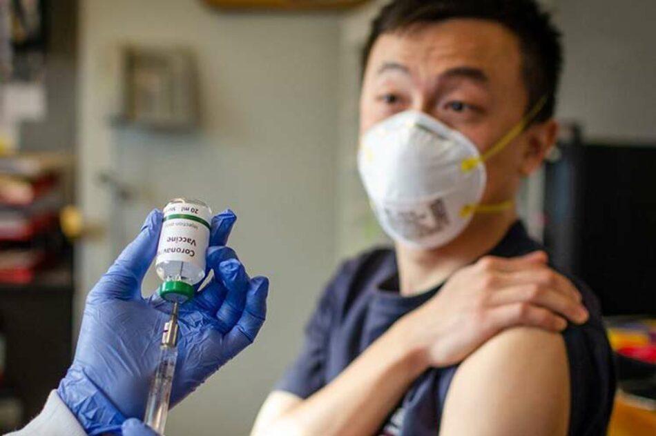 Vacuna de ADN contra Covid-19 en China lista para ensayos con humanos